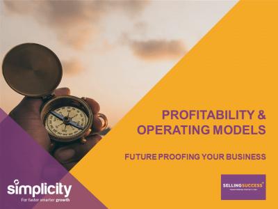 Simplicityprofitabilityfront